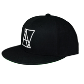 ALIVE ATHLETICS HATS - LOGO BLACK(ロゴブラック)