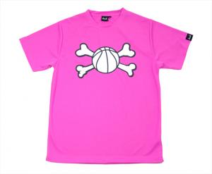 HXB 【BALL HUNTER T-SHIRT】 PINK