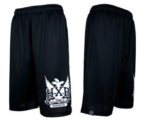 HXB 【EASY MESH SHORTS】 UNIVERCITY Black
