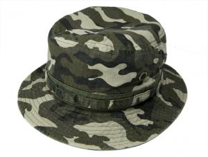 HUGEBLOCKS 【MILITARY HAT】 CAMOUFLAGE