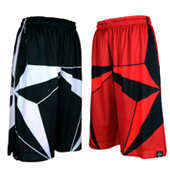 HXB 【REVERSIBLE MESH PANTS】 TRAD STAR