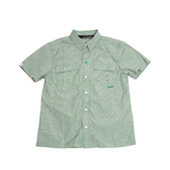HUGEBLOCKS 【Zinger Shirt】 GREEN