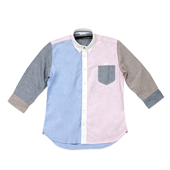 HUGEBLOCKS 【7TH SHIRT】 MIX