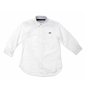 HUGEBLOCKS 【7TH SHIRT】 WHITE