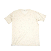 SALE!! HUGEBLOCKS 【NEP T-shirt】 NATURAL