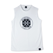 HXB 【 DRY NOSLEEVE 】 PLAY FUN BALL / WHITE