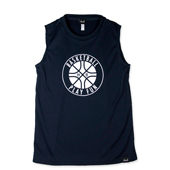 HXB 【 DRY NOSLEEVE 】 PLAY FUN BALL / NAVY