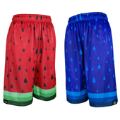 Reversible Mesh Pants【WaterMelon】