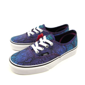 VANS  【AUTHENTIC】 SNAKE Purple/Blue