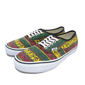 VANS  【AUTHENTIC DREN Liberty】 RASTA