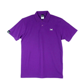 HXB 【BALL HUNTER POLO】 PURPLE