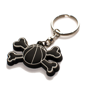 HXB 【BALL HUNTER KEY CHAIN】 BLACK