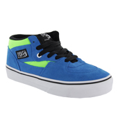 VANS  【 HALF CAB 】 Briliant Blue/Neon Green