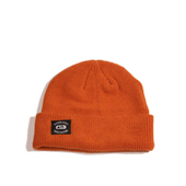 HUGEBLOCKS 【REGULAR KNIT CAP】 ORANGE