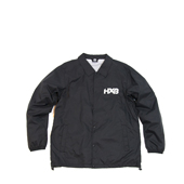 HXB 【OFF I.T.B. DEF COACH-JKT】 BLACK/white