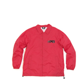 HXB 【OFF I.T.B. DEF COACH-JKT】 RED/black