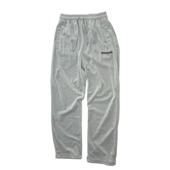 30% OFF SALE!! HUGEBLOCKS 【VELOUR PANTS】 Gray
