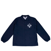 HXB 【CROSS OVER COACH-JKT】 NAVY/white