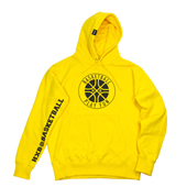 HXB 【PLAY FUN BALL Hoodie】 YELLOW