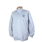 HXB 【SWEAT ZIP JKT】 GRAY