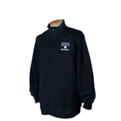 HXB 【SWEAT ZIP JKT】 BLACK