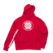HXB 【PLAY FUN BALL Hoodie】 RED