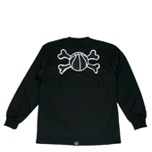 HXB 【BALL HUNTER LongSleeveTee】 BLACK