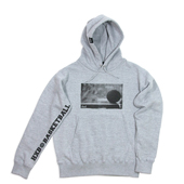 HXB 【ROCKI'N BALL PHOTO Hoodie】 GRAY