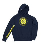 HXB 【PLAY FUN BALL Hoodie】 NAVY