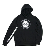 HXB 【PLAY FUN BALL Hoodie】 BLACK