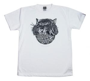 HXB 【TIGER BALL DRY T-SHIRT】 WHITE